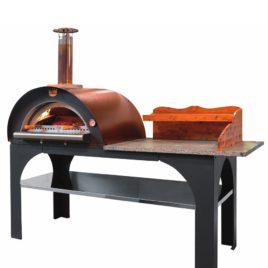Forno a legna PIZZA PARTY CAMINI E STUFE