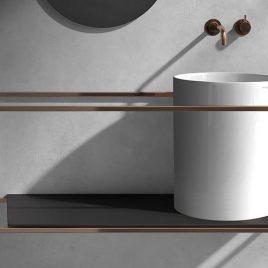 Lavabo – Serie Core – Ceramica Galassia