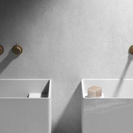 Lavabo – Serie Meg 11 Pro – Ceramica Galassia
